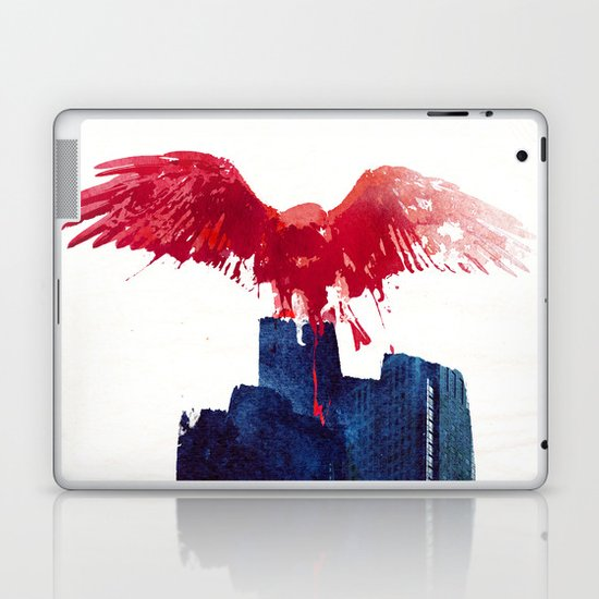 Big Beast Laptop & iPad Skin
