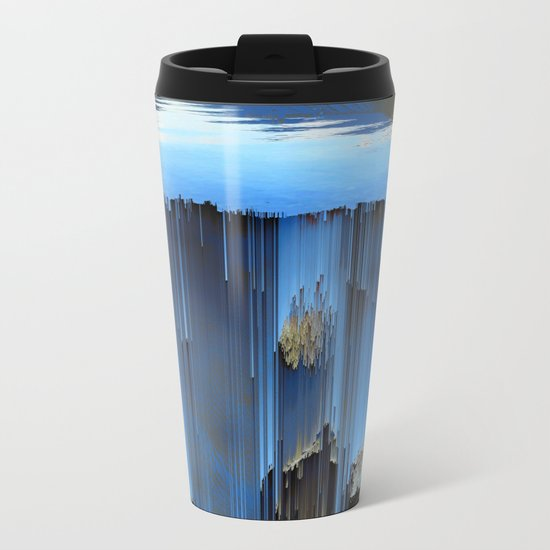 Sounding Metal Travel Mug