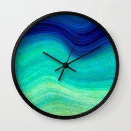 SEA BEAUTY 3 Wall Clock