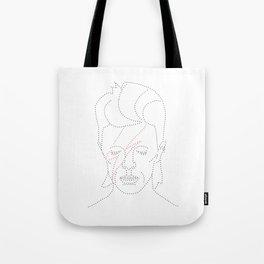 Dot and Roll - David Tote Bag