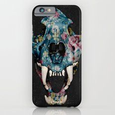Floral Tiger Slim Case iPhone 6s