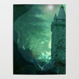 Caisleán Grove Poison Poster