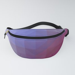 Blend Pixel Color 4 Fanny Pack