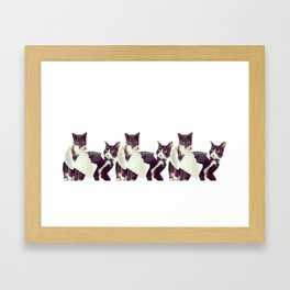 for Lindsay_2 Framed Art Print