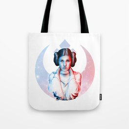 Rebel Princess Tote Bag