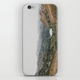 Gentle - landscape photography iPhone Skin