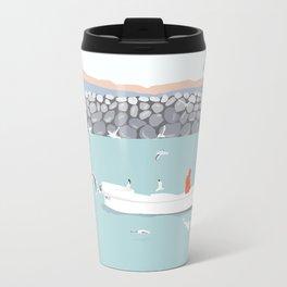 fisherman Travel Mug