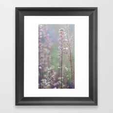 Flower Buds - III Framed Art Print