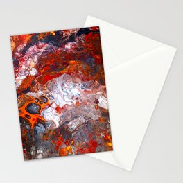 Inferno No. 1 Stationery Cards