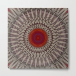 Some Other Mandala 29 Metal Print