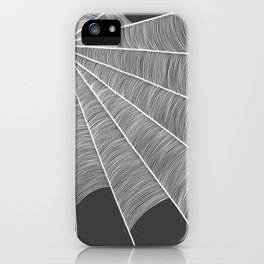 The spider's house #6 iPhone Case