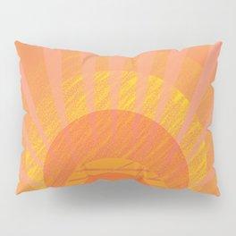 autumnal sunshine Pillow Sham