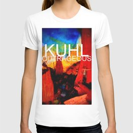 KUHL : OUTRAGEOUS T-shirt