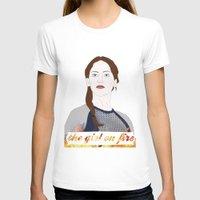 katniss T-shirts featuring Katniss Everdeen by raeuberstochter