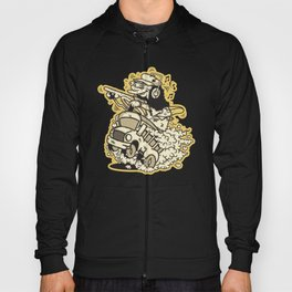 Simpsons Otto - Roth Fink Style Hoody