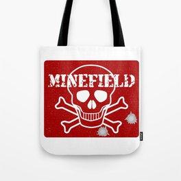 Minefield Tote Bag