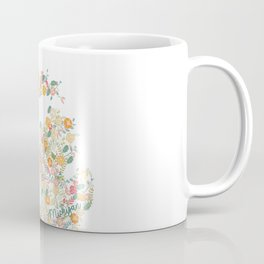 Beauty in Michigan (white) Coffee Mug