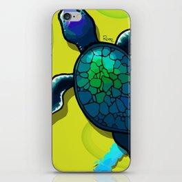 Turtle - Tortuga iPhone Skin