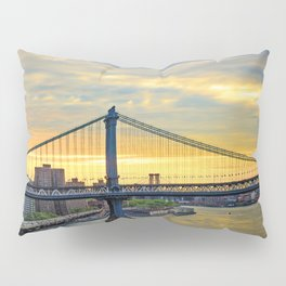 Good Morning New York Pillow Sham
