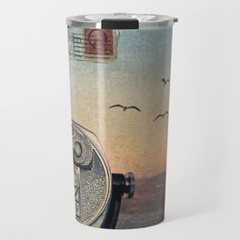 GOLDEN GATE RAIN - San Francisco Travel Mug