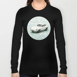 Vintage 1961 Jaguar Type E Matchbox Long Sleeve T-shirt