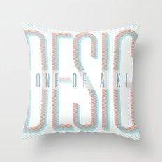 I'm Designer Throw Pillow