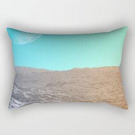 Daylight In The Desert Rectangular Pillow