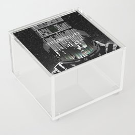 Interstellar Acrylic Box
