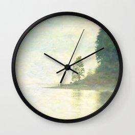 I Dreamed Of A Beach Wall Clock