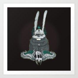 Priest Art Print