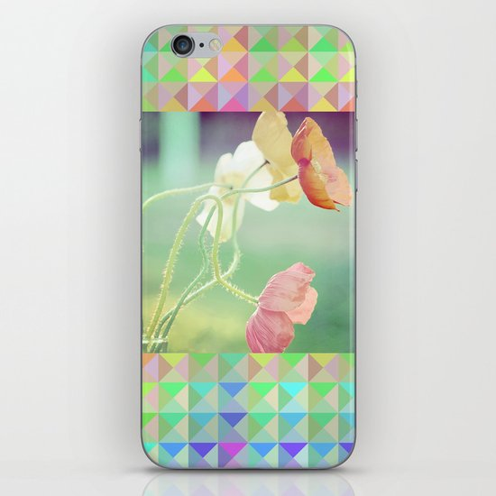The Spaces Between iPhone & iPod Skin