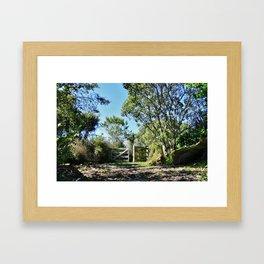 Ardmore-Auckland Framed Art Print