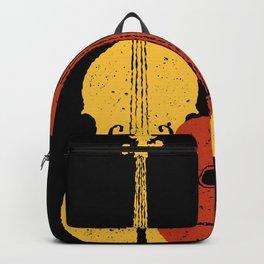 Django Reinhardt Gypsy Jazz Guitar Backpack