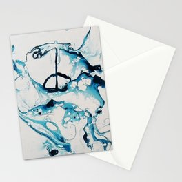Peace | Paix Stationery Cards