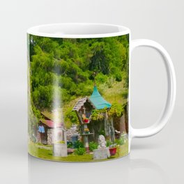 Fairytale Cottage Coffee Mug