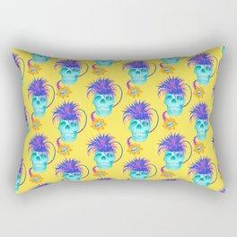 Rad cool skull Rectangular Pillow