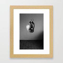 Verformung 2 Framed Art Print