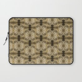 Collagraph Textures Laptop Sleeve