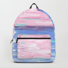 Pink Sky Delight Backpack