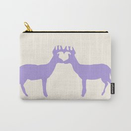 deer love Carry-All Pouch
