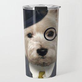 Sir Bunty Travel Mug