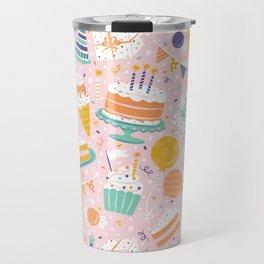 Birthday Celebration Travel Mug