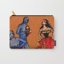 Latin Dance Carry-All Pouch