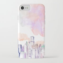 Pastel NYC iPhone Case