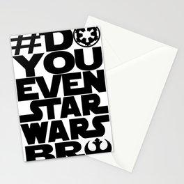 *DoYouEvenStarWarsBro Stationery Cards