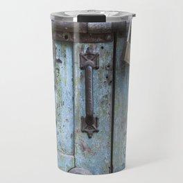 Old Door Travel Mug