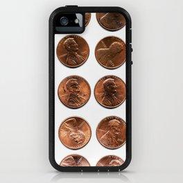 Twenty Cents (Penny Edition)  iPhone Case