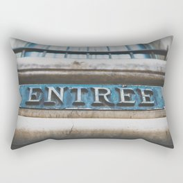 Entree Rectangular Pillow