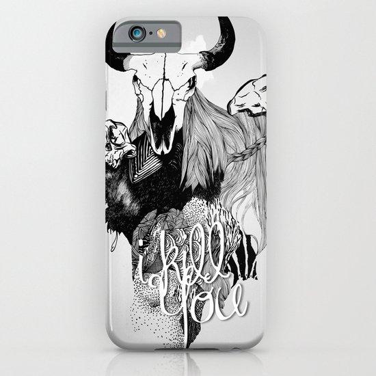 I Kill You iPhone & iPod Case