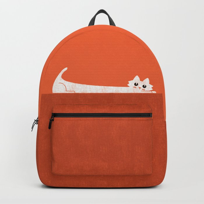 Mark's Superpower: cat Superstretch Backpack